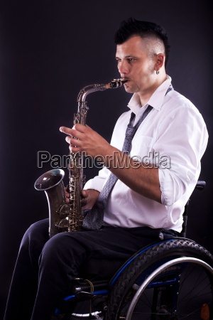 o usuario da cadeira de rodas