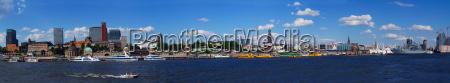 casas puerto hamburgo ver puertos michel
