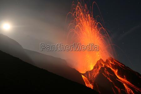 erta ale vulcao na etiopia