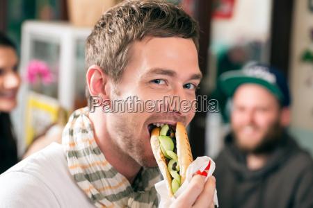 insalubre fast food takeaway lanche ficar
