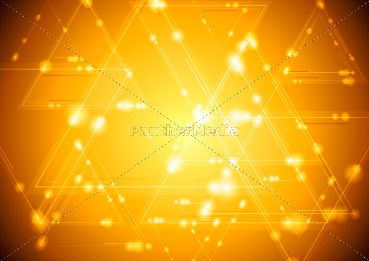 yellow, shiny, tech, background - 10018446