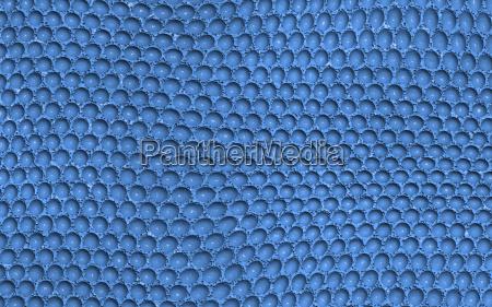 azul close up arte cor espaco
