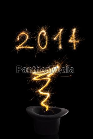 ano novo magico 2014