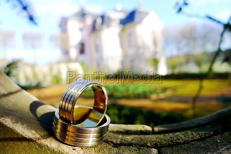 wedding at castle