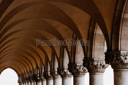 columns and arches