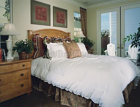 quarto cozy tradicional