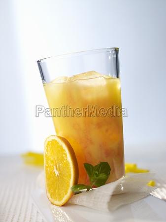 orange drinks drink drinking bibs alcohol