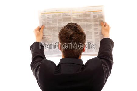 cara jornal tageblatt pessoas povo homem