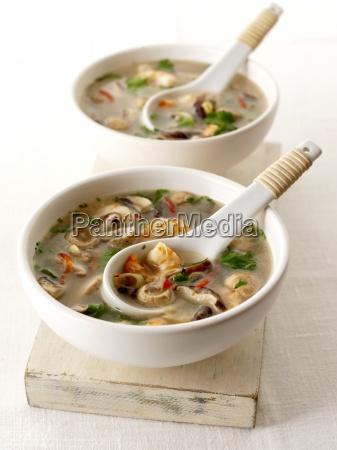food aliment freestanding asia shrimp asiatic