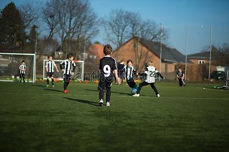 futebol infantil