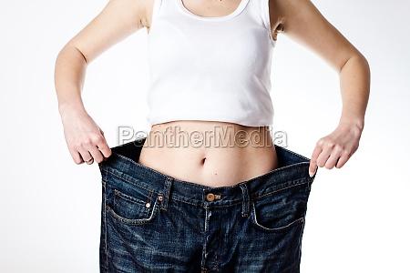 perda de peso bem sucedida