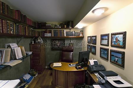 interior do escritorio executivo laguna beach