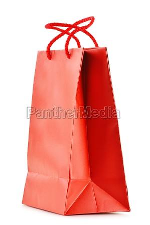 saco, de, compra, de, papel, isolado - 11790971
