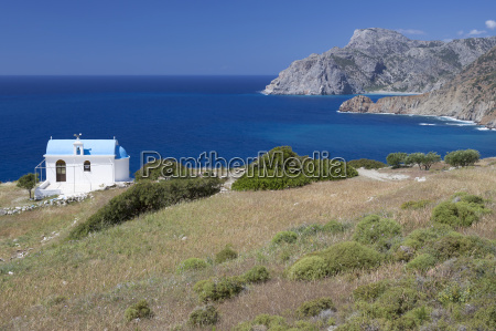 karpathos island costa oeste grecia