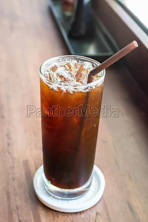 fechar cafe restaurante vidro copo de