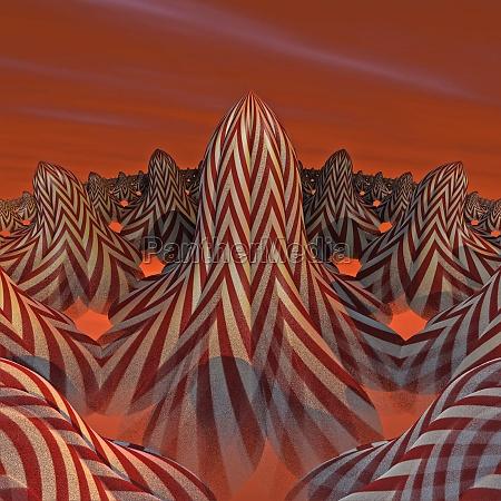 caos estruturas circo tenda computacao grafica