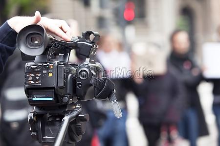camera de video
