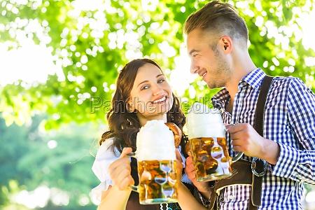 mulher bavaria cerveja octoberfest prado par