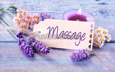 fundo de massagem spa