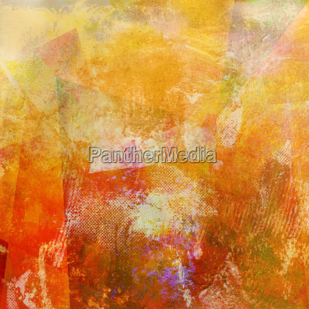 pintura textura verao cor
