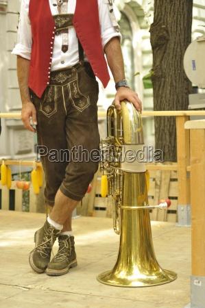 austria personalizado traje styria calcas de
