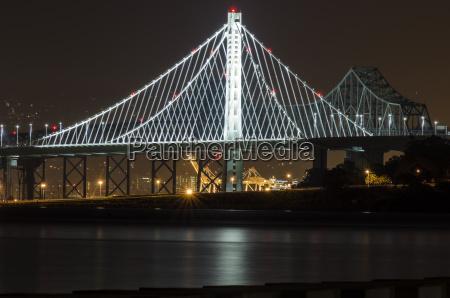 bay bridge sao francisco california