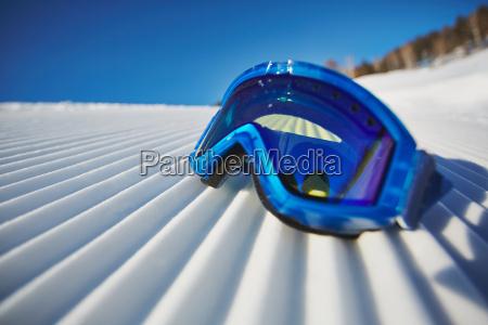azul vidro copo de vidro objeto