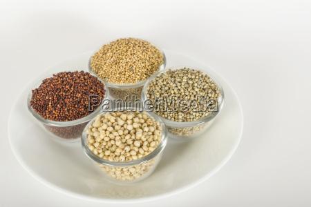 millets assorted