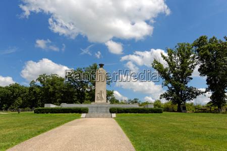 historico historia americano batalha parque nacional