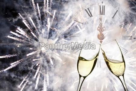 vidro copo de vidro comemorar comemora