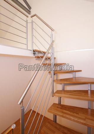 escada escadas de madeira