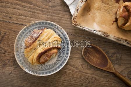 alimento doce cor madeira marrom interior