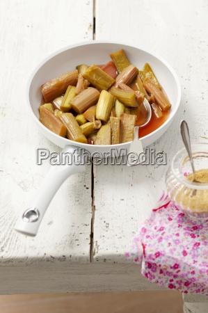 comida interior dulce azucar serie cocina