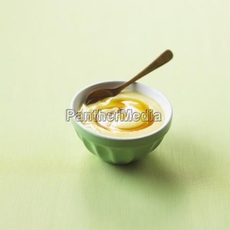 comida interior dulce color verde catarro