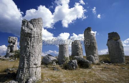 europa bulgaria paisagem natureza ponto de