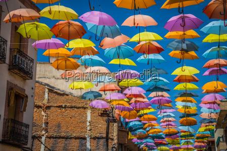fiesta vacaciones paraguas artisticamente artistico fondo