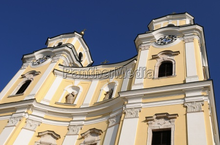 igreja paroquial de mondsee igreja de