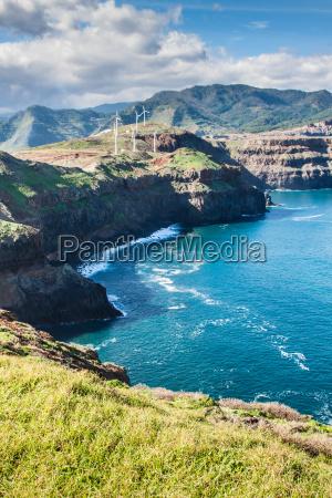 azul cor topo horizonte pedra marrom