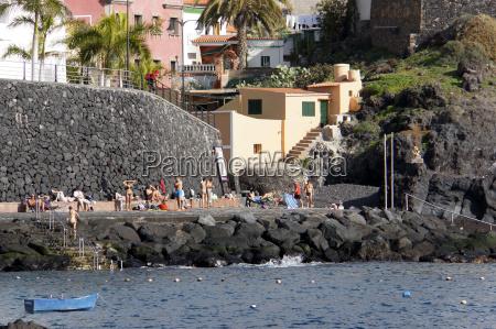 ferias turismo praia beira mar da