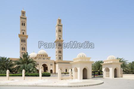 mesquita oman