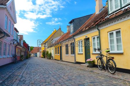 old town denmark odense