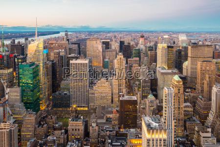 new york city aerea