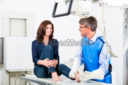 doutor para x ching o pe