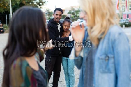 racismo na vida cotidiana casal negro