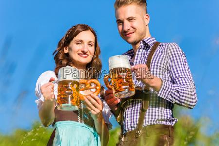 mulher amizade belo agradavel beber bebida
