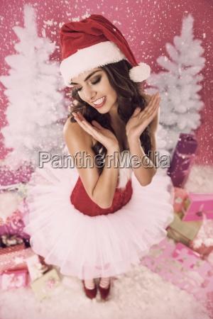 linda e linda garota de natalr