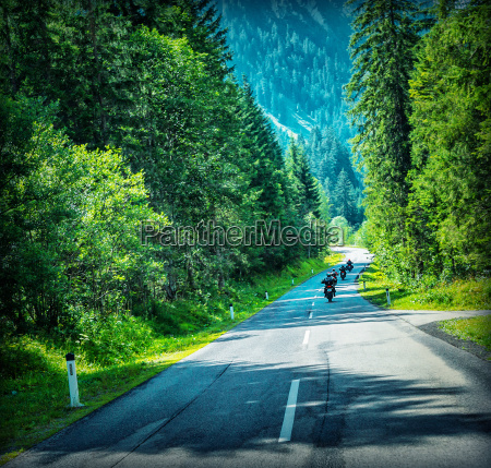 motorbikes race
