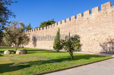 cidade parede defesa fortificacao defensiva steinalt