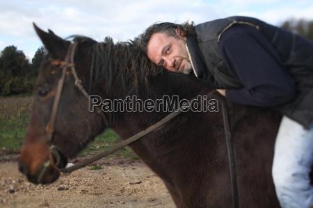 homens homem cavalo animal retrato europa