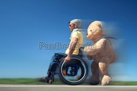 teddy and handicap